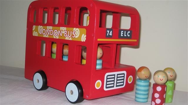 Wooden Bus   222
