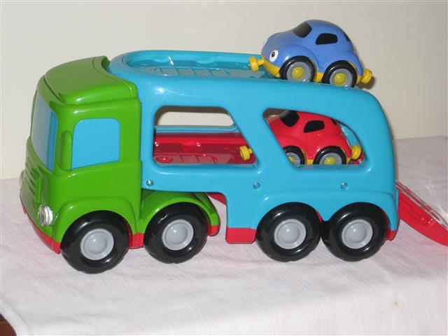 Car Transporter  371