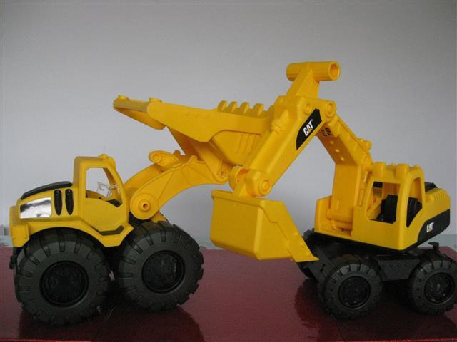 Construction Vehicles CAT  783
