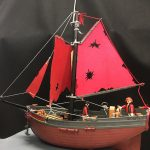 Pirate ship 155